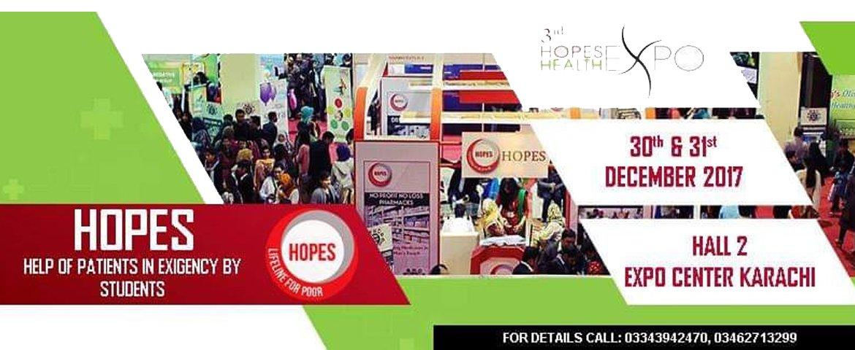 3rd HOPES Health Expo