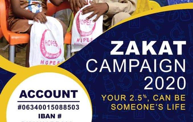 Zakat Campaign 2020