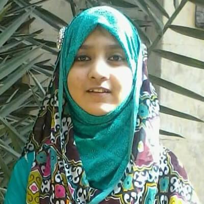 Rifsha Khalid